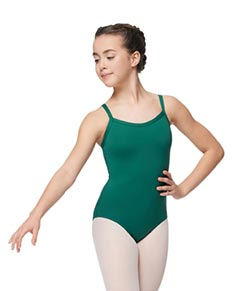 Girls Camisole Leotard Arina