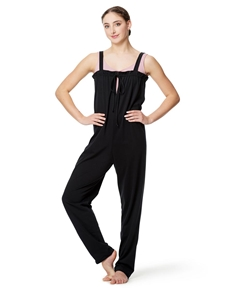 Girls Brushed Cotton Warm Up Unitard Paige