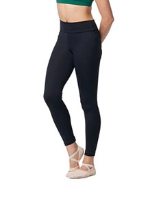 Girls High Waist Leggings Elise