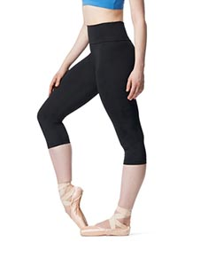 High Waist Capri Leggings Fannia