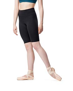 High Waist Bike Shorts Sharita