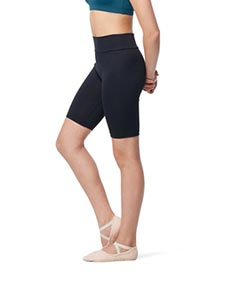 Girls High Waist Bike Shorts Sharita