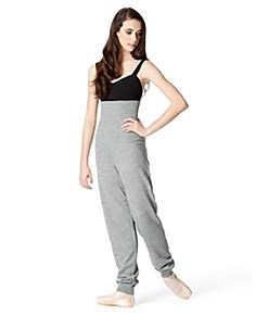 Knitted High Waist  Warm Up Loose Pants