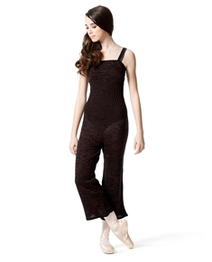 Knitted Camisole 7/8  Warm Up Unitard