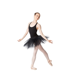 Ballet 4-Layer Tutu Skirt Jordyn