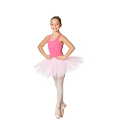 Ballet Girls 4-Layer Tutu Skirt Jordyn