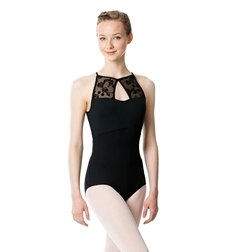 Halter-Neck Leotard Clementine