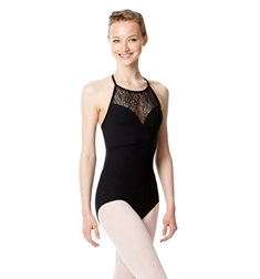Halter-Neck Leotard Edith