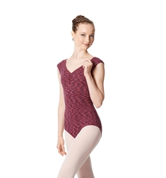 Cap Sleeve Leotard Isadora