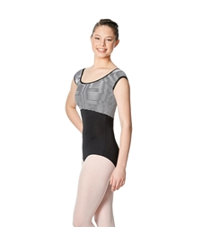 Short Sleeve Leotard Cecily