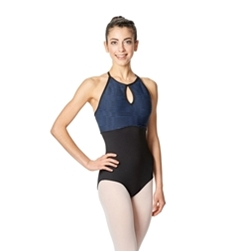 Halter-Neck Leotard Laurel