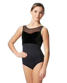 Tank Leotard Oxana For Tween