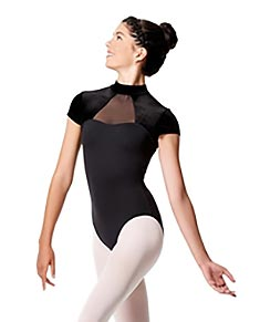 Turtleneck Leotard Valery