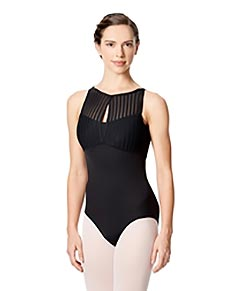 High Neck Tank Leotard Elvira