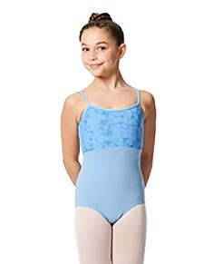 Girls Camisole Leotard Catalina
