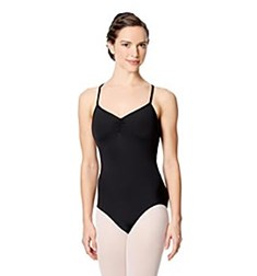 X-Back Camisole Leotard Angelica