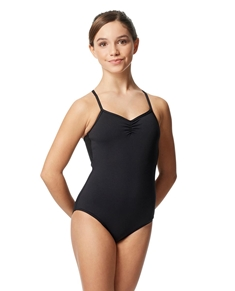 Tween X-Back Camisole Leotard Angelica