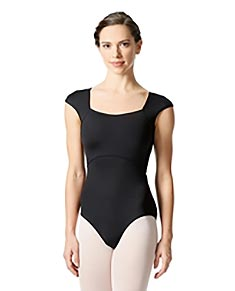Cap Sleeve Fashion Leotard Irma