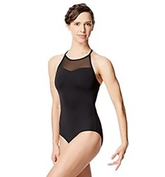 Women Mesh Camisole Dance Leotard Senna