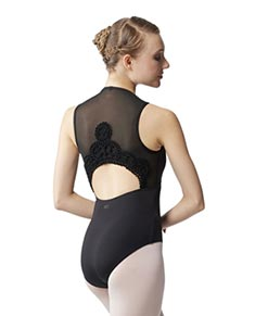 Cap Sleeve Leotard Isabelle