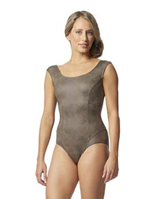 Cap Sleeve Leotard Corinne