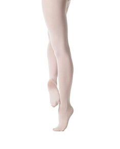 Children's footed ballet tights microfiber 80 denier