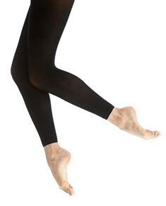 Ballet Footless Tights Microfiber 80 Denier